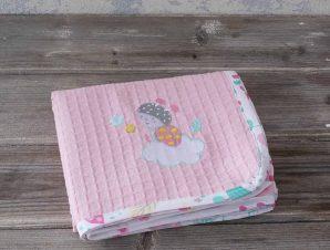 Κουβέρτα Πικέ Αγκαλιάς Nima Baby Apiary