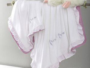 Κουβέρτα Fleece Κούνιας Nima Baby Frou Frou
