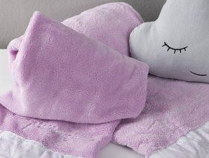 Κουβέρτα Fleece Κούνιας Nima Baby Precious