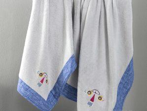 Κουβέρτα Fleece Κούνιας Nima Baby Robo-Tiny