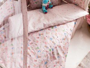 Κουβερλί Κούνιας Vesta Baby Mouse
