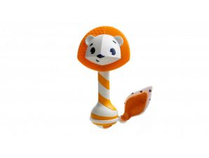 Μασητικό Tiny Love Teether Rattle Leonardo BR74777