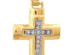 Σταυρός 14Κ Χρυσός SVK2330