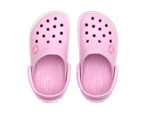 Crocs Crocband Clog K (204537-6GD) ΦΟΥΞΙΑ