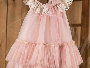 Φόρεμα Βάπτισης Vinteli 152428 (12-18 Μηνών)