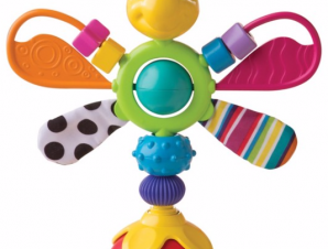 "Παιχνίδι Ανακάλυψης ""Freddie the Firefly High Chair Toy"" Lamaze LC27243"