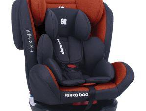 Κάθισμα Αυτοκινήτου 4 Fix 0+/1/2/3 0-36kg Orange Kikka Boo