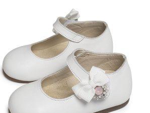 Babywalker Γοβάκι Λευκό BW4695W No19