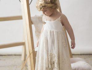 """Φόρεμα Βάπτισης """"Baby u Rock"""" 17500739"""