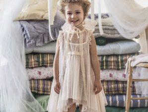 """Φόρεμα Βάπτισης """"Baby u Rock"""" 17500742"""