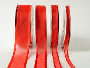 15 mm Οργαντίνα με σατέν ούγια 635015
