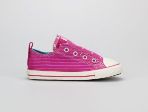 CHUCK TAYLOR ALL STAR INF SLIP OX ΡΟΖ
