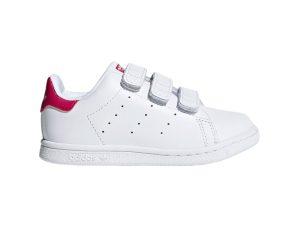 Adidas βρεφικά αθλητικά παπούτσια Stan Smith – BZ0523 – Λευκό