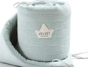 Velvet Πάντα Κούνιας-Smoke Mint