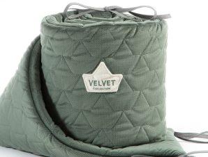 Velvet Πάντα Κούνιας-Khaki