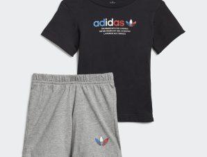 adidas Originals Short Tee Set (9000058386_47394)