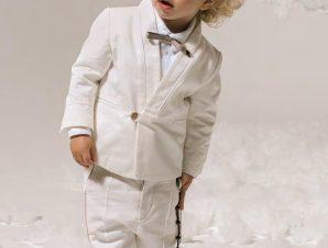 Baby u Rock Βαπτιστικό Κουστουμάκι 500781