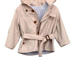 Clysle Julius Stevens Trench Coat