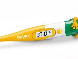 Beurer Ψηφιακό Θερμόμετρο Express Βάτραχος BY11