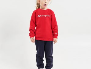 Champion Crewneck Suit (9000082660_54074)