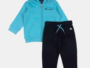 Champion Hooded Full Zip Suit (9000059670_47963)