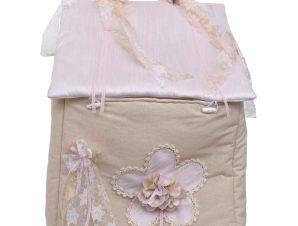 Τσάντα Βάπτισης Σπιτάκι