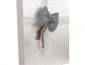 Χάρτινο Κουτί Βάπτισης