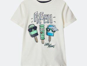 Name it Ice-Cream Kids' T-Shirt (9000048308_15458)