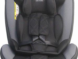 Κάθισμα Αυτοκινήτου 4XG Plus Isofix 0-36kg Grey Carello