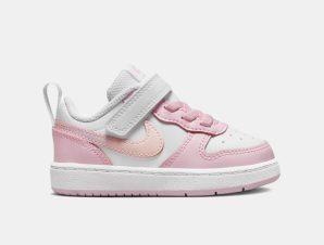 Nike Court Borough Low 2 Βρεφικά Παπούτσια (9000069347_50459)
