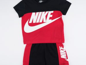 Nike Sportswear Amplify Short Set Παιδικό Σετ (9000075581_14047)