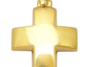 Σταυρός από Χρυσό 14Κ SIO11473