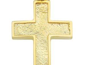 Σταυρός από Χρυσό 14Κ SIO12466
