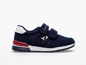 Tommy Jeans Low Cut Velcro Βρεφικά Sneaker (9000074984_51842)