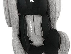 Κάθισμα Αυτοκινήτου Bon Voyage 0-25kg Light Grey KikkaBoo